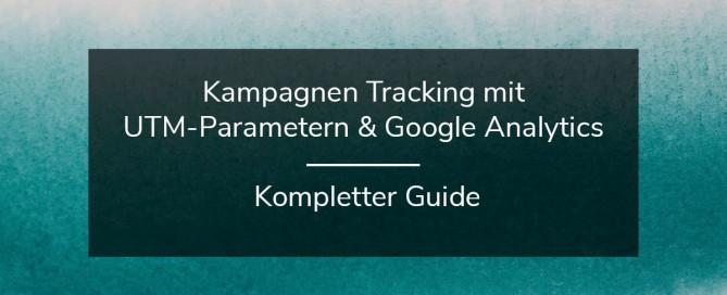 Kampagnentag UTM Parameter